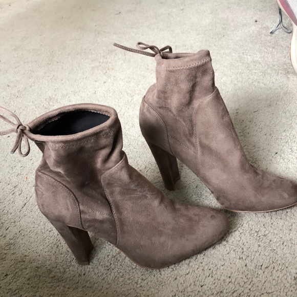 Charles David Shoes - Over the ankle bootie